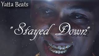 "NBA Youngboy ""Stayed Down"" Type Beat [Prod. By Yatta Beats] NEW INSTRUMENTAL"