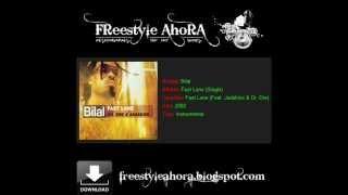 Bilal (Feat. Jadakiss & Dr. Dre) - Fast Lane (Instrumentals Hip Hop Beats Freestyleahora).wmv