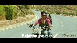 Tum Aa gaye | MSD untold story | sushant singh rajput | love song | whatsapp status|