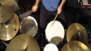 "Stone Temple Pilots - "" Vasoline"" - Drum Cover by Miguel Marques"