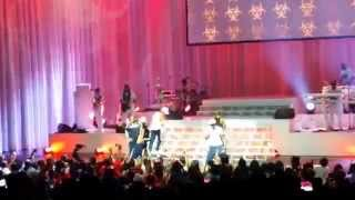 New Edition Poison Live