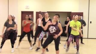 Omarion- Distance I ZUMBA I Dance Fitness