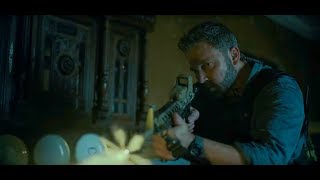Triple Frontier - House Attack/Shootout Scene