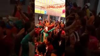 Punjabi wedding real dance