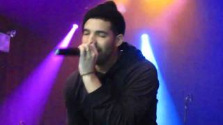 J. Cole & Drake- In The Morning @ Highline Ballroom, NYC