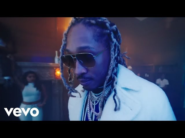 "FUTURE ALREADY BACK WITH THE NEW ""CRUSHED UP"" [VIDEOCLIP]"