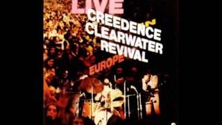 Creedence Clearwater Revival - Door to Door (Live in Europe)
