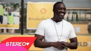 Akon let it burn