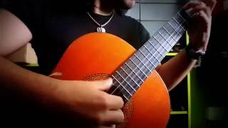 Kamelot - Dont you cry - Guitarra Española / Spanish guitar