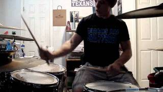 Bottomfeeder - Blessthefall DRUM COVER