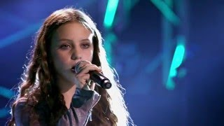 Resa - 'Nothing Else Matters' | Sing-off |The Voice Kids | VTM