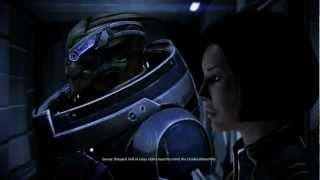 Mass Effect 3: Garrus Romance #7: Garrus after Cerberus attack (Kaidan alive)