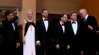 "Cannes: tapis rouge de ""Inside Llewyn Davis"" des frères Coen"