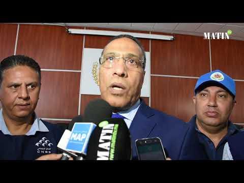 Video : Déclaration de Miloudi Moukharik, SG de l'UMT à l'occasion du 1e mai