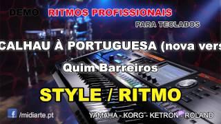 ♫ Ritmo / Style  - BACALHAU À PORTUGUESA (nova versão) - Quim Barreiros