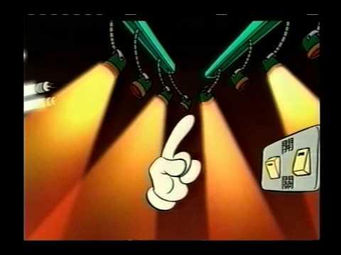 節約能源-大家動手作Rap篇(卡通)
