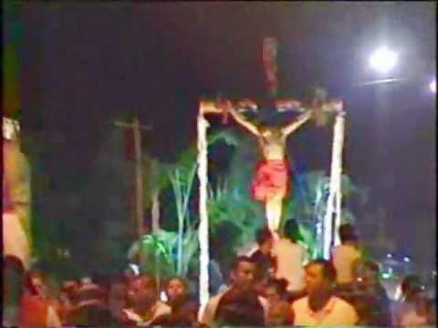 Miercoles Santo 2011: Procesion de La Sangre de Cristo – El Calvario