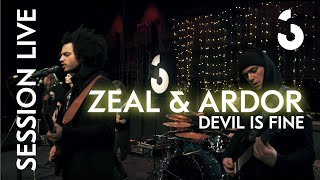 "Zeal & Ardor- ""Devil is Fine"" - Session Live"