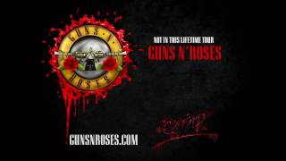 Guns N' Roses - Not In This Liftime Tour | 07.06.2017, Zürich - Stadion Letzigrund