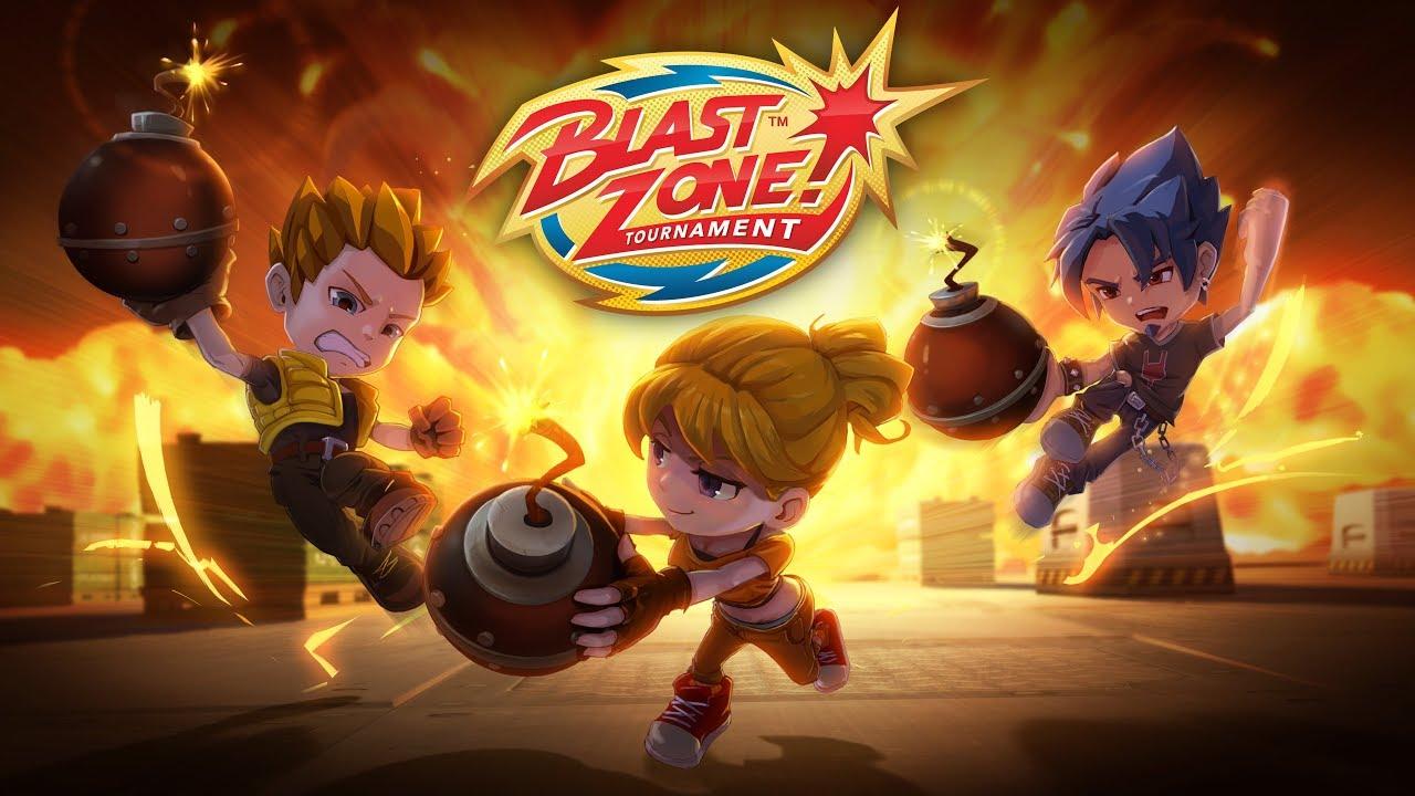 Blast Zone! Tournament Trailer