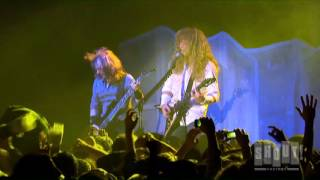 Megadeth - She Wolf (Live at the Hollywood Palladium 2010)