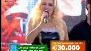 """RUTH MARLENE """"Money, Money"""" no Festival da Sopa de Pedra em Almeirim (Portugal em festa SIC)"""