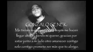 Eres tú - Gonzalo Genek Ft Yezzy (Licor Amor & Jazz)(Letra)