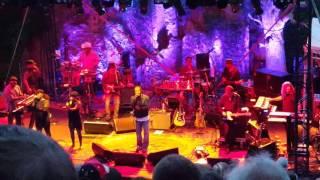 Ziggy Marley live at the Minnesota zoo amphitheater  6-13-2016 Amen