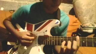 Intro da Musica 3 Days Grace - Never too Late (Video Aula)