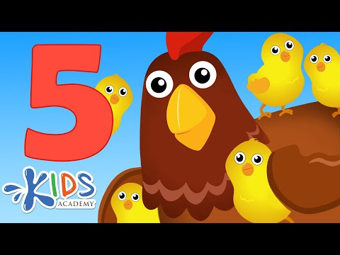 Counting numbers for kids