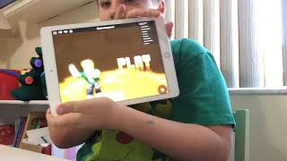 Playing dace off on ROBLOX