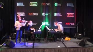 Halo Theme Live at E3 2012 on Violin and Pianos: Taylor Davis, Kyle Landry, Lara