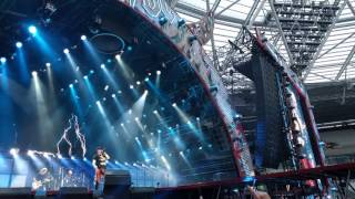 ACDC feat. AXL ROSE London 04/06/2016 Thunderstruck
