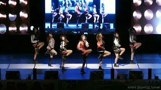 [60fps] 160929 아이오아이(I.O.I) 유닛 'Dream Girls (드림걸스)' 직캠 @ 군장대 축제
