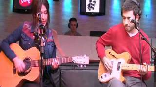 ANNI B SWEET - Take on me live in Chérie FM (France)
