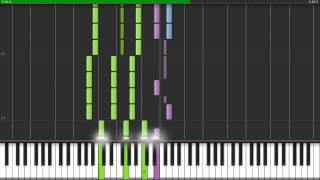 [PIANO] Skillet - Awake And Alive
