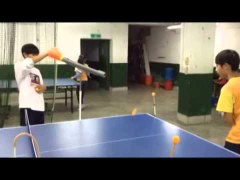 103年度教材教具武林國小-運動FUN輕鬆桌球篇 - YouTube