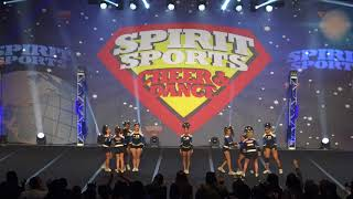 CJA Young Gunz Level 2 Small Youth - Day 2 - Spirit Sports Battle at the Beach