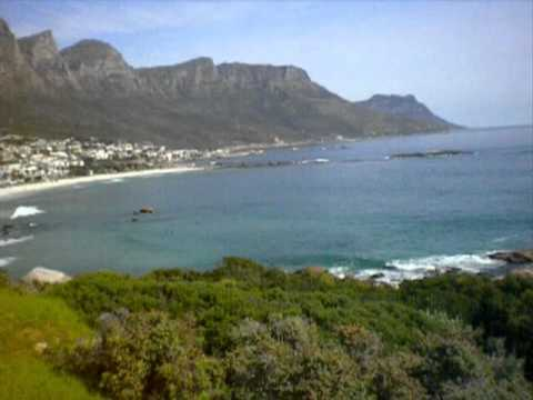 Cape Town Ocean View. South Africa.