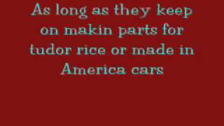 Emerson Drive- Lucky Man lyrics