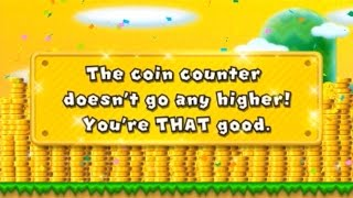 New Super Mario Bros. 2 (3DS) - 9,999,999 Coins (Max Coins)