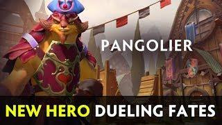 Dota NEW HERO Pangolier — Dueling Fates update