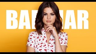 Selena Gomez -Bad Liar  (Lyrics - Sub. Español)