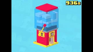 One Thousand Coin Crossy Road Opening