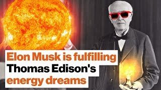 Elon Musk vs Thomas Edison