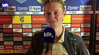 F. De Jong over Champions League: ''We kunnen van iedereen winnen''