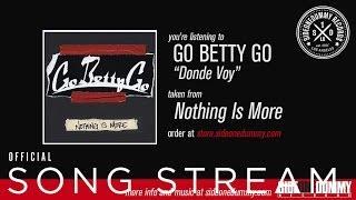 Go Betty Go - Donde Voy