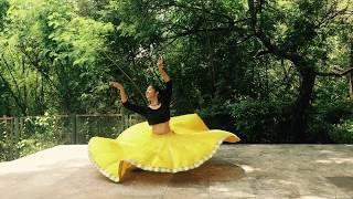 MOHE RANG DO LAAL DANCE (BAJIRAO MASTANI)| ISHITA AGARWAL width=