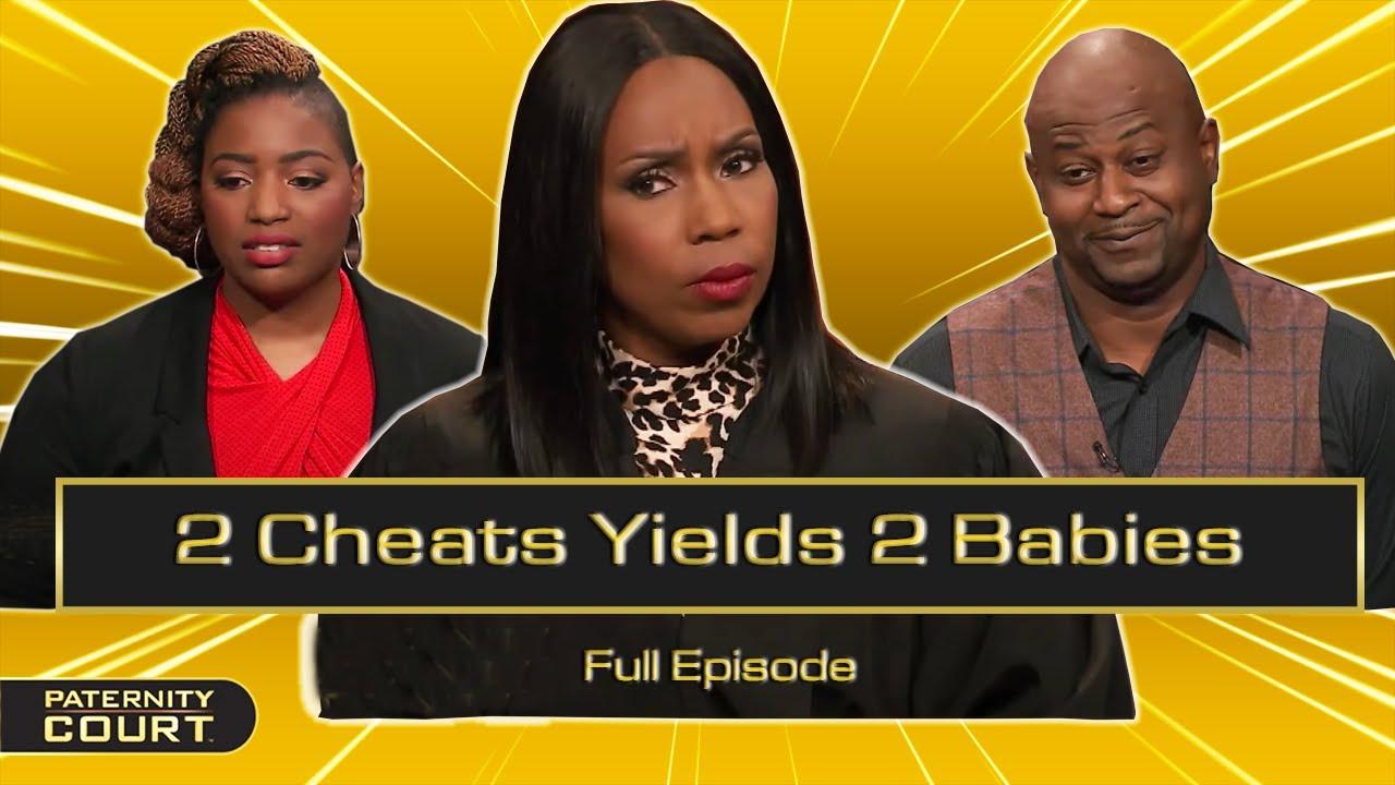 Paternity Court 03.10.2021 (Fayne v. Geeter) Full Episode