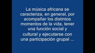 trabajo musica africana.wmv